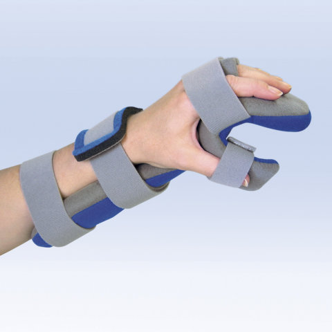 Hand - Adaptable Resting Hand