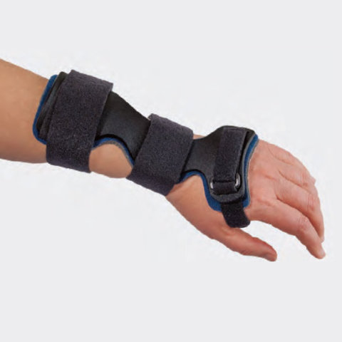 Hand - Dorsal Carpal Tunnel Splint